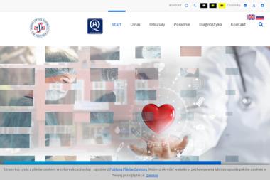 Miejski Szpital Zespolony - Rehabilitant Olsztyn