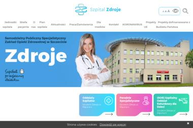 Samodzielny Publiczny Specjalistyczny Zakład Opieki Zdrowotnej ZDROJE - Psycholog Szczecin
