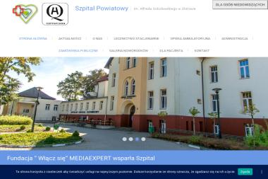 Szpital Powiatowy im. Alfreda Sokołowskiego w Złotowie - Psycholog Złotów