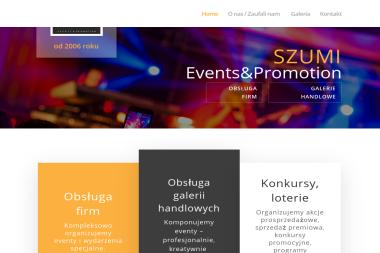 Szumi Events Promotion Robert Miernik - Usługi Reklamowe Sobków