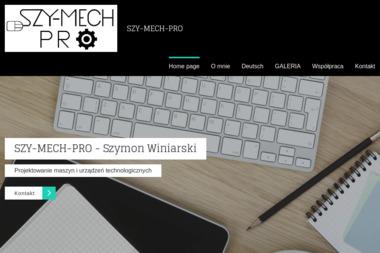 Szymon Winiarski Szy Mech Pro - Architekt wnętrz Piastów