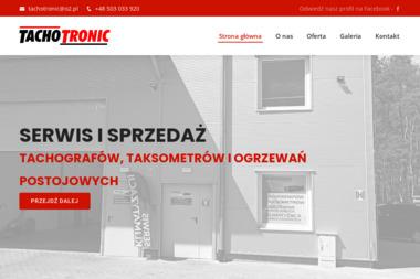 TachoTronic - tachografy, przepływomierze, ogrzewanie gazowe - Klimatyzacja Zielona Góra