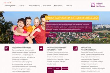 Tarnowska Agencja Nieruchomości Pośrednictwo i Zarządzanie Maria Olszówka - Sprzedaż Mieszkań Tarnów