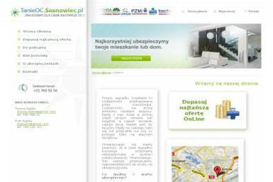 Tessa Firma Handlowo Usługowa Kępka Teresa - Ubezpieczenia Na Życie Sosnowiec