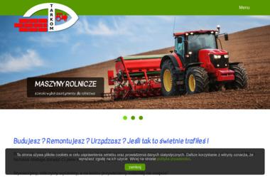 Punkt Sprzedaży Maszyn Rolniczych i Materiałów Budowlanych Tarkom - Materiały Budowlane Radłów