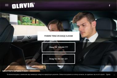 Olavia Taxi - Przeprowadzki Oława