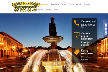 Radio Taxi Non-Stop - Przeprowadzki Białystok