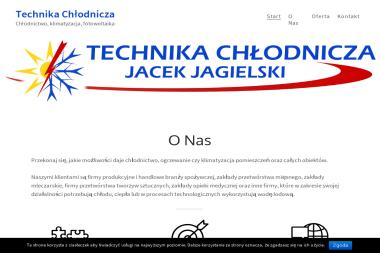 Technika Chłodnicza Jagielski Jacek - Urządzenia, materiały instalacyjne Grudziądz