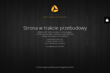 PHU TecArt Sebastian Jadwiszczak - Poligrafia Gorzów Wielkopolski