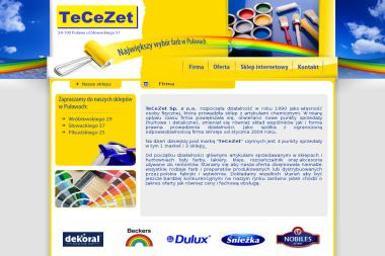 Tecezet Sp. z o.o. - Sprzedaż Materiałów Budowlanych Puławy