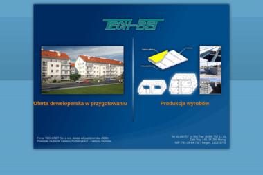 Tech-Bet Sp. z o.o. - Skład budowlany Morąg