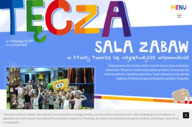Tęcza-Sala Zabaw dla Dzieci. Sala zabaw, Tęcza - Pomoc domowa Ełk
