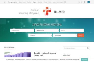 Centrum Informacji Medycznej Tel-Med. - Psychoterapia Gdańsk