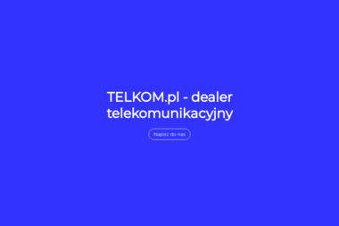 Tekom Technologia Sp. z o.o. - Strona www Radom