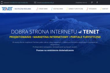 Tenet Bednarek Jarzemski Parowicz Spółka Jawna - Agencja Reklamowa Jelenia Góra