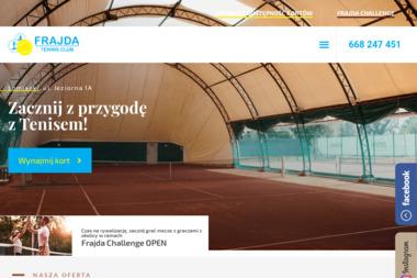 Frajda Tennis Club - Joga Łomianki