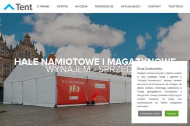 Tent Sp. z o.o. - Firma transportowa Puck