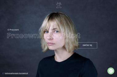mgr Barbara Twardowska Pracownia Profilaktyki i Psychoterapii Kontekst - Psycholog Piła