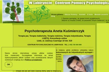 W Labiryncie - Gabinet Psychologiczny - Gabinet Psychologiczny Łódź