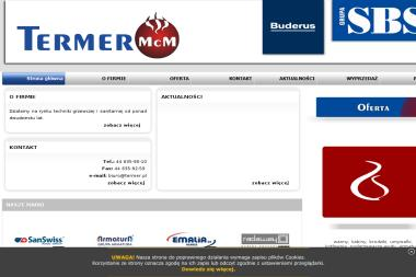 Termer-McM Sp. z o.o. - Ogniwa Fotowoltaiczne Bełchatów