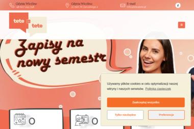 Tete A Tete Language School - Kurs francuskiego Starogard Gdański