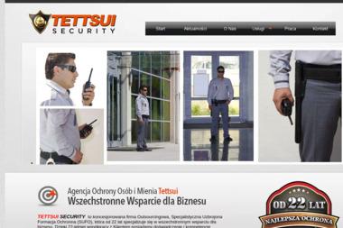 Tettsui Security Sp. z o.o. Spółka Komandytowa - Kancelaria prawna Ostrołęka