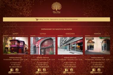 Thai Mai Salon Masażu Tajskiego - Salon Masażu Sopot