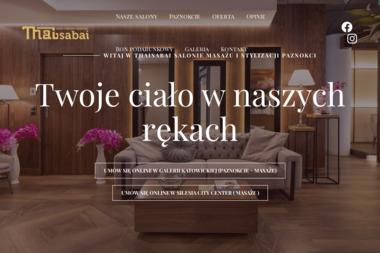 Thai Sabai - Thai Massage. Salon masażu, masaż tajski - Masaż Katowice