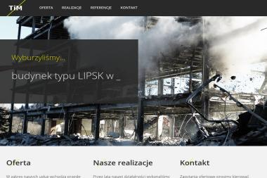 Firma Handlowo-Usługowo-Produkcyjna TIM - Kruszenie Betonu Gorlice