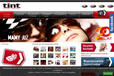 Studio Reklamy Tint Mirela Schenk Krzysztof Schenk - Kosze prezentowe Tarnów