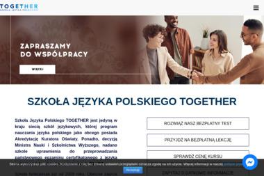 Centrum Językowe Together - Kurs rosyjskiego Warszawa
