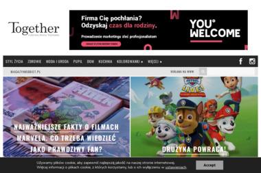 Magazyn Together - Agencja City Media - Reklama Gdańsk