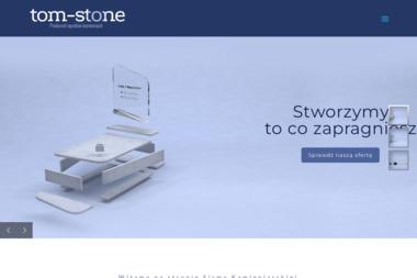Tom-Stone Producent Wyrobów z Kamienia - Posadzki Oleśnica