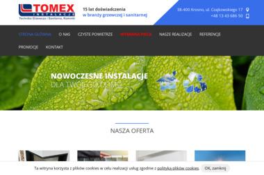 Tomex - Instalacje grzewcze Krosno