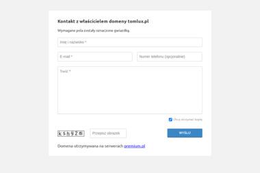 Tomlux. Rtv, agd - Serwis Telewizorów Iława