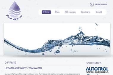 Tom-Water - Klimatyzacja Legionowo