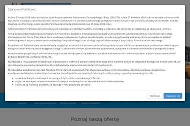 Toolmex Serwis. Serwis Wózków Widłowych - Serwisy Wózków Widłowych Poznań