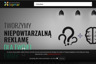 Agencja Reklamowa Top Mar - Kampanie Reklamowe Gdańsk