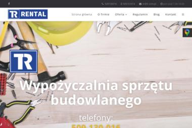 TR Rental - Wypożyczalnia sprzętu budowlanego Raszyn