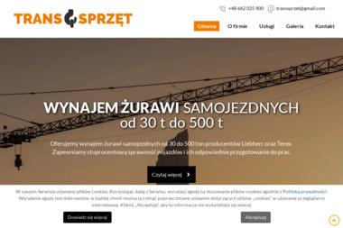 Trans-Sprzęt - Firmy inżynieryjne Płock