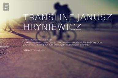 Transline Janusz Hryniewicz - Przeprowadzki Gorzów Wielkopolski