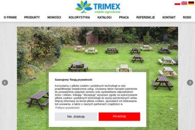 Trimex Sp. z o.o. - Meble na wymiar Szczebrzeszyn