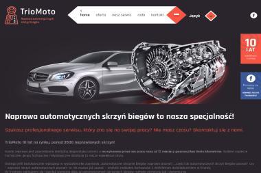 Trio Moto Czubaj Michał - Akcesoria motoryzacyjne Bogucin