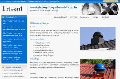 Kempa Andrzej Triwent - Instalacja Klimatyzacji Bielicha