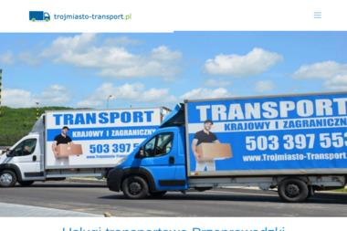 Usługi Transportowe Robert Gorlikowski - Przeprowadzki Wejherowo