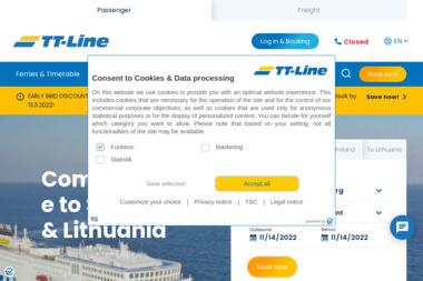 Tt Line Polska Sp. z o.o. - Firma transportowa Świnoujście