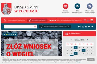 Gminny O艣rodek Pomocy Spo艂ecznej - Pomoc domowa Tuchomie