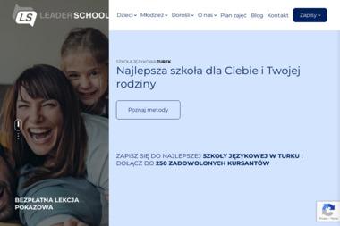 Leader School Szkoła Języków Obcych - Kurs niemieckiego Turek