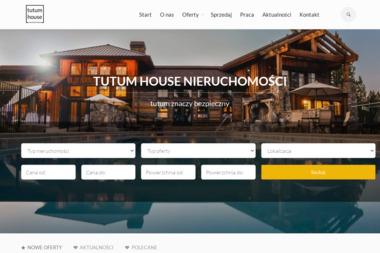 Tutum House Nieruchomości - Agencja nieruchomości Wejherowo