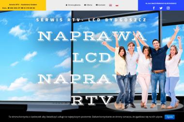 Serwis RTV Kazimierz Garban - Naprawa telewizorów Bydgoszcz